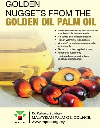 Golden Nuggets from the Golden Palm Oil