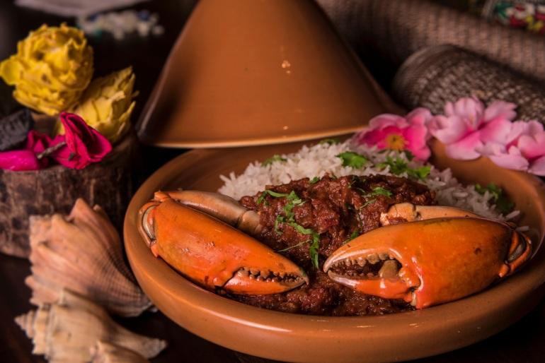 Kakrar Tagine- SlyFox Gastro Club