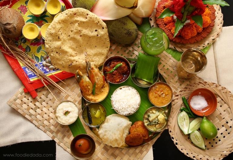 The PARK - bengali thali